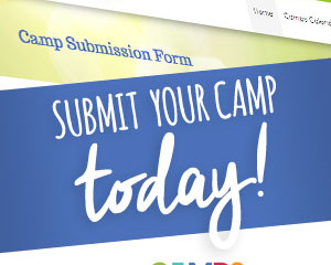 Submit a Camp