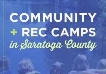 Summer Community & Rec Camps in Saratoga County
