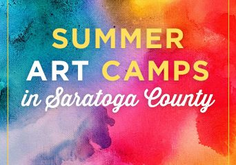 Summer Art Camps in Saratoga County