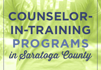 Counselor-in-Training Camps in Saratoga County