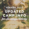Updated Camp Info for Summer 2020